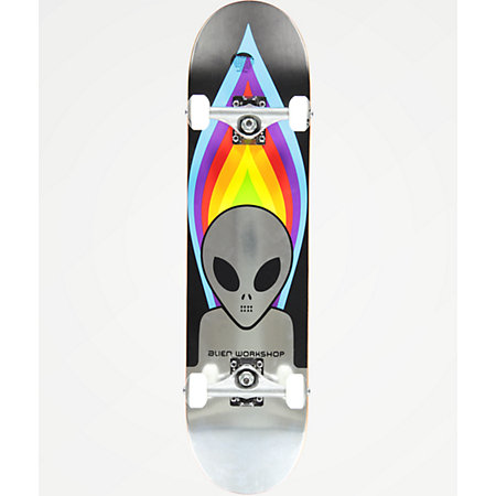 Alien Workshop Torch 7.75&quot Skateboard Complete