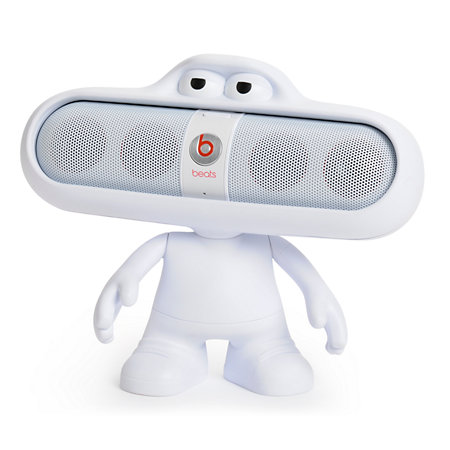 Beats By Dre White Pill Dude Speaker Stand At Zumiez Pdp