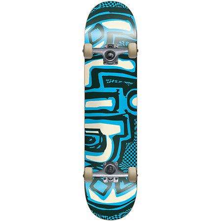 Blind OG Warped 7.25&quot Skateboard Complete