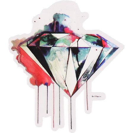 Diamond Supply Co I Art You Sticker At Zumiez Pdp
