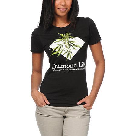 Zumiez Diamond Girl Shirts 8
