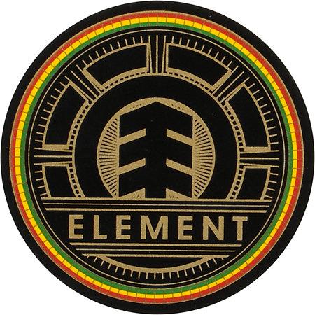 Element Bright Rasta S... Zumiez Skateboards Dgk