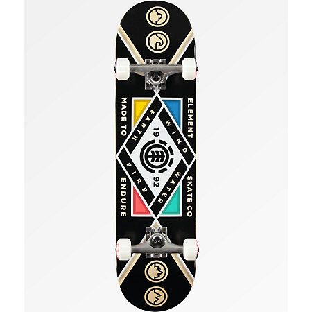 Element Stamina 8.0&quot Skateboard Complete