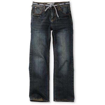 Tie Dye Jeans Womens