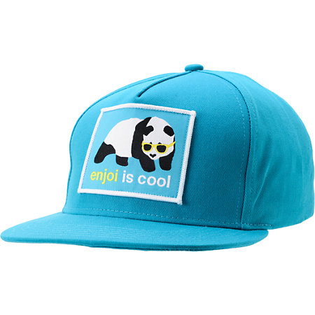 enjoi is cool turquoise snapback hat at zumiez pdp