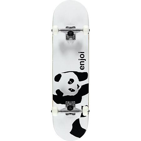 Enjoi Whitey Panda 8.0&quot Skateboard Complete