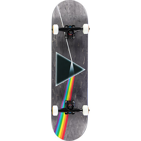 Habitat x Pink Floyd Darkside 8.0&quot Skateboard Complete