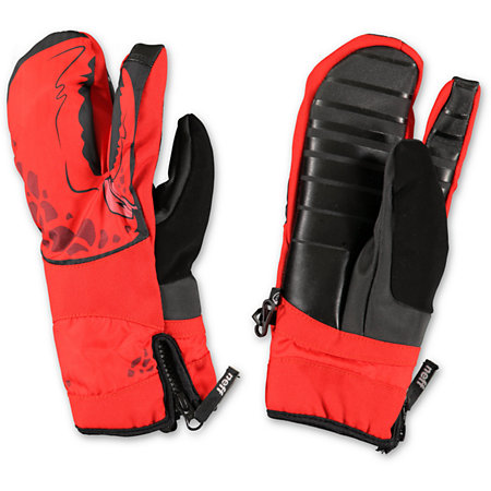 Snowboard mittens