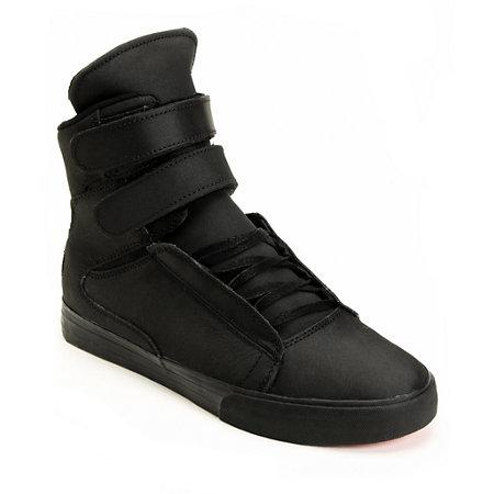 Supra Red Carpet Edition Tk Society Tuf Black Shoe At