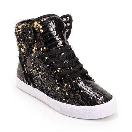 Supra-x-A-Morir-Womens-Skytop-Black-%26-Gold-Sequin-Shoe-_212626.jpg