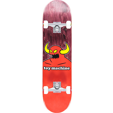 Toy Machine Monster 8.0&quot Skateboard Complete