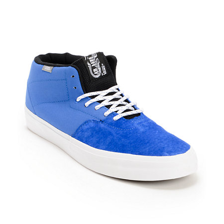 Royal Blue Shoe Dye