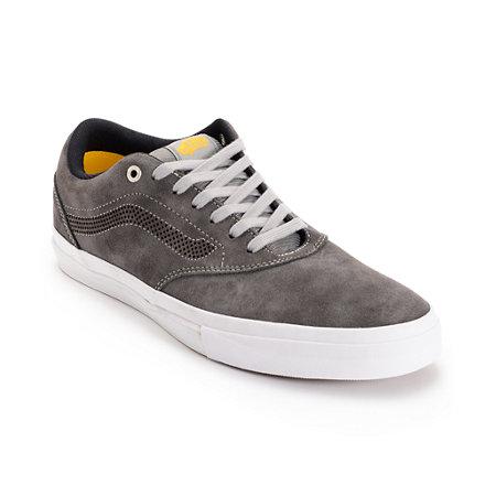 Vans Euclid Pewter & Ice Skate Shoe at Zumiez : PDP