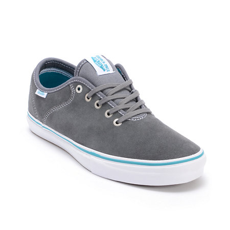Teal Womens Vans Shoes