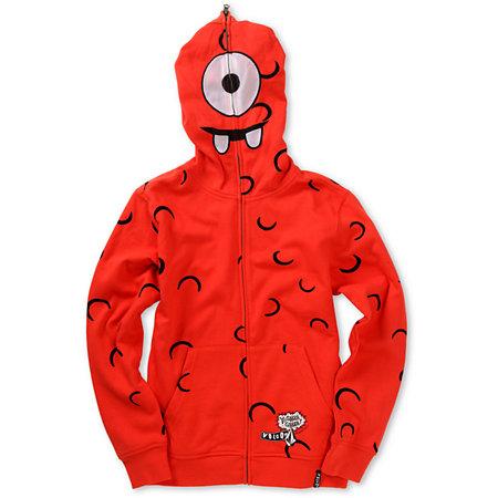 Yo gabba gabba hoodie