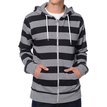 Find great deals on eBay for grey striped hoodie. Shop with confidence. Skip to main content. eBay: Shop by category. Shop by category. Enter your search keyword NWOT Black /Gray Striped Hoodie By Crandis Best Collection 4xl can be unisex. New (Other) $ Buy It Now +$ shipping.