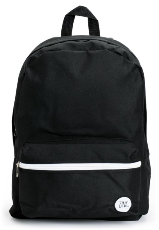 zine backpack