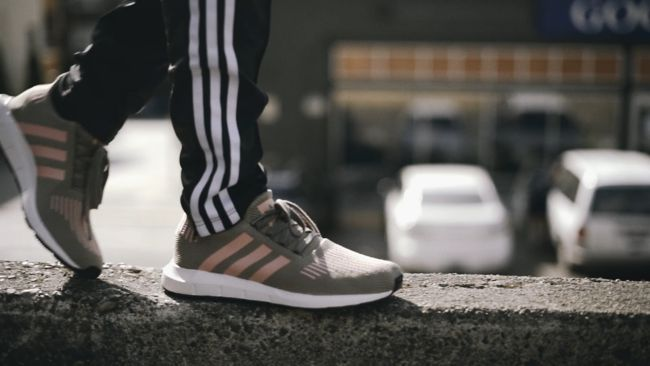 c95d74c4a3072 adidas Swift Run Trace Cargo   Pink Shoes