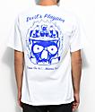 A-Lab Devils Playpen camiseta blanca