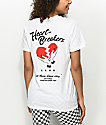 A-Lab Heartbreakers Club camiseta blanca