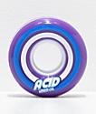 Acid Pods 55mm 86a ruedas de skate moradas