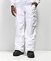 Aperture Alive White 10K Snowboard Pants