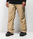 Aperture Boomer Khaki 10K Snowboard Pants
