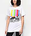 Artist Collective Off The Air camiseta blanca