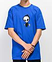Blind Reaper Icon camiseta azul