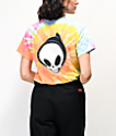 Blind Reaper camiseta tie dye multicolor