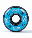 Bones 100 Ringers 51mm Blue & Black Skateboard Wheels