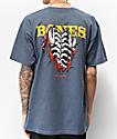 Bones Powell Peralta Shred camiseta azul marino