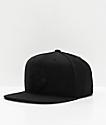 Brixton Forte gorra negra