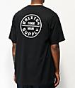 Brixton Oath camiseta negra