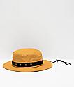 Brixton Ration III Maize Bucket Hat