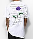 Broken Promises Blossom camiseta blanca