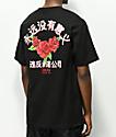 Broken Promises Forever Kanji camiseta negra