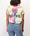 By Samii Ryan Truly Yours camiseta tie dye