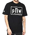 Cake Face PNW Northwest Order Black T-Shirt