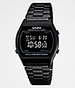 Casio Vintage All Black Digital Watch