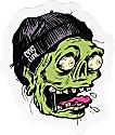 Casual Industrees pegatina de zombi