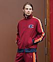 Champion Cherry chaqueta de chándal de punto