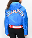 Champion Filled Fashion chaqueta corta azul