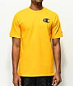 Champion Heritage Patriotic C Gold T-Shirt
