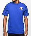Champion Heritage Patriotic C camiseta azul