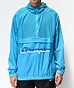 Champion Manorak Tidal chaqueta anorak azul