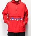 Champion Manorak chaqueta anorak escarlata