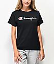 Champion OG Direct Flock camiseta negra