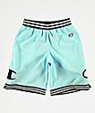 Champion Rec Mint Green Basketball Shorts