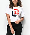 Champion Shadow C White Crop T-Shirt